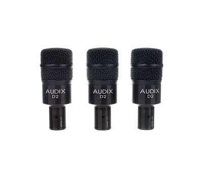 Audix D-2 Trio