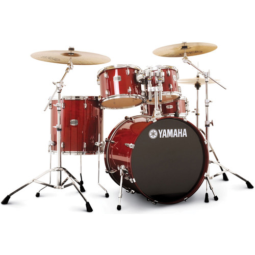 Yamaha Stage Custom Birch SBP2F5 (Cranberry Red)