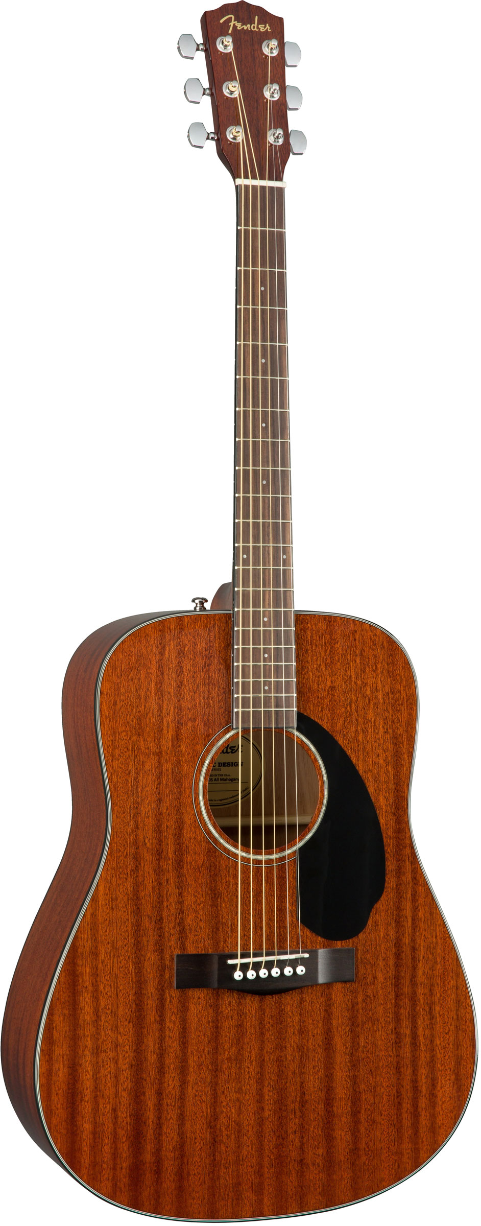 Fender CD-60S ALL MAHOGANY