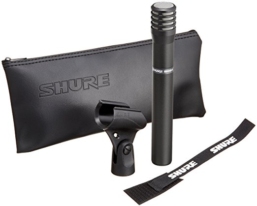 Shure SM94 - комплектация