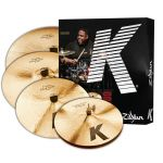 Zildjian KCD900 K Custom Dark 5 PC Cymbal Set