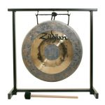Zildjian P0565 12' Traditional Gong And Stand Set
