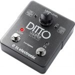 TC Helicon Ditto X2 Looper