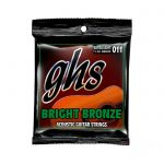 GHS Strings BB20X Bright Bronze 11-50