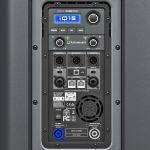 Turbosound iQ15 вид панели управления