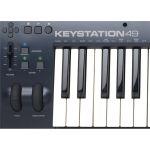 M-Audio Keystation 49 II вид сверху увеличенный