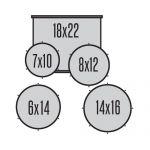 Ddrum HYBRID 5 PLAYER - конфигурация