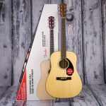 Fender CD-60S DREADNOUGHT PACK NATURAL