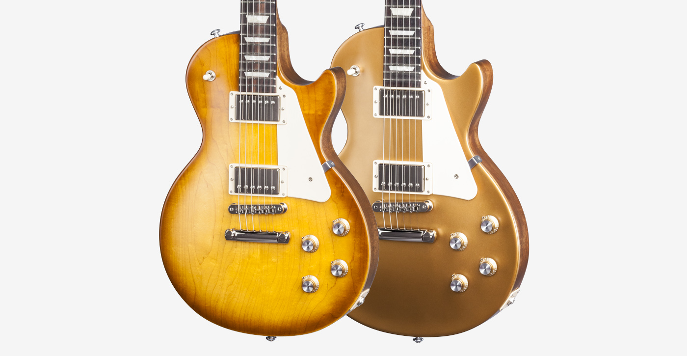 gibson les paul tribute t